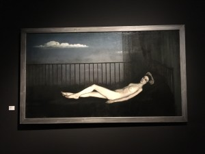 """La Venere Triste"" 1917 di Romaine Brooks"