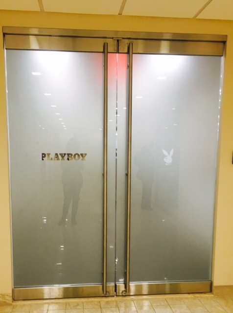 Playboy Office New York